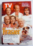 TV Guide-October 3-9, 1998-Red! Hot! Frasier