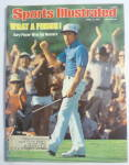 Click to view larger image of Sports Illustrated Magazine April 17, 1978 Gary Player  (Image1)