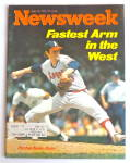 Click to view larger image of Newsweek Magazine June 16, 1975 Nolan Ryan  (Image1)