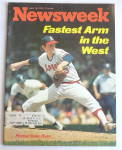 Click to view larger image of Newsweek Magazine June 16, 1975 Nolan Ryan  (Image2)