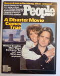People Magazine April 16, 1979 J. Fonda & M. Douglas