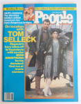 People Magazine May 3, 1982 Tom Selleck