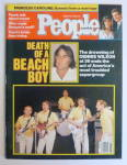 Click to view larger image of People Magazine January 16, 1984 Death Of A Beach Boy (Image1)