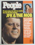 People Magazine February 29, 1988 JFK & The Mob