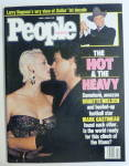 Click to view larger image of People Magazine April 4, 1988 Brigitte Nielsen  (Image1)
