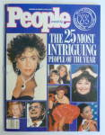 Click to view larger image of People Magazine December 26, 1988-January 2, 1989 (Image1)