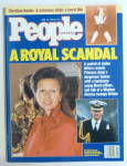 People Magazine April 24, 1989 A Royal Scandal