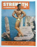 Strength & Health Magazine November 1952 Jim Park