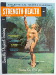 Click to view larger image of Strength & Health Magazine December 1958 John Grimek (Image2)