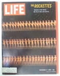 Life Magazine-December 11, 1964-The Rockettes