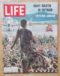 Click to view larger image of Life Magazine-October 22, 1965-Mary Martin In Vietnam (Image1)