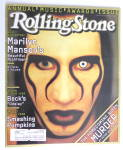 Click to view larger image of Rolling Stone January 23, 1997 Marilyn Manson (Image1)