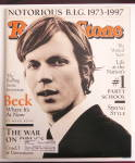 Click to view larger image of Rolling Stone April 17, 1997 Beck   (Image1)