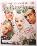Click to view larger image of Rolling Stone May 1, 1997 No Doubt (Image1)
