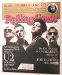 Click to view larger image of Rolling Stone May 29, 1997 U2 (Image1)