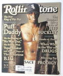 Rolling Stone August 7, 1997 Puff Daddy