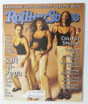 Click to view larger image of Rolling Stone October 16, 1997 Salt -n- Pepa  (Image1)