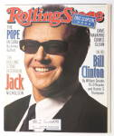 Click to view larger image of Rolling Stone March 19, 1998-Jack Nicholson (Image1)