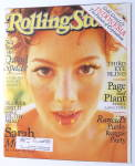 Click to view larger image of Rolling Stone April 30, 1998 Sarah McLachlan (Image1)