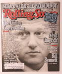 Rolling Stone November 12, 1998 Clinton Conversation