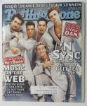 Click to view larger image of Rolling Stone March 30, 2000 'N Sync  (Image1)