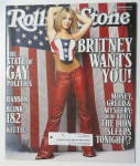 Rolling Stone May 25, 2000 Britney Spears