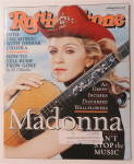 Click to view larger image of Rolling Stone September 28, 2000 Madonna (Image1)