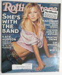Click to view larger image of Rolling Stone October 12, 2000 Kate Hudson (Image1)