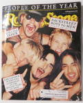 Click to view larger image of Rolling Stone December 14-21, 2000 Backstreet Boys  (Image1)