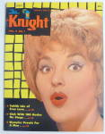 Sir Knight Magazine January 1962 100 Nudes On Stage
