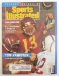 Sports Illustrated September 3, 1990 Todd Marinovich