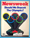 Newsweek Magazine - January 28, 1980 - The Olympics