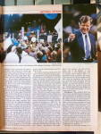 Click to view larger image of Newsweek Magazine-August 25, 1980-Carter & Kennedy (Image4)