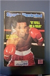 Click here to enlarge image and see more about item 2263: Sports Illustrated - Nov  24, 1980 - Sugar Ray Leonard