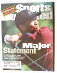 Click to view larger image of Sports Illustrated Magazine-August 23, 1999-Tiger Woods (Image1)