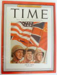 Click to view larger image of Time Magazine May 14, 1945 Special: The Big Three  (Image1)
