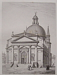 Click to view larger image of Eglise Du Redempteur A Venise (Image1)