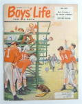 Click here to enlarge image and see more about item 23352: Boys Life Magazine November 1957 Jubilee Jamboree