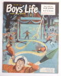 Click here to enlarge image and see more about item 23357: Boys Life Magazine July 1958 Sailing Surfboard
