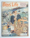 Click to view larger image of Boys Life Magazine-October 1958-Behind The Zuni Mask (Image1)