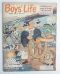 Click to view larger image of Boys Life Magazine-October 1958-Behind The Zuni Mask (Image2)
