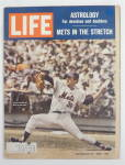 Click here to enlarge image and see more about item 23368: Life Magazine-September 26, 1969-Mets In The Stretch