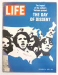 Click to view larger image of Life Magazine-October 24, 1969-The Day Of Dissent (Image2)