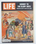Click here to enlarge image and see more about item 23373: Life Magazine-February 27, 1970-Goodby To Glory Days