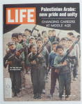 Click here to enlarge image and see more about item 23381: Life Magazine-June 12, 1970-Palestinian Arabs