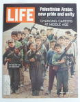 Click to view larger image of Life Magazine-June 12, 1970-Palestinian Arabs (Image2)