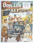 Click here to enlarge image and see more about item 23382: Boys Life Magazine September 1959 Missouri River Boy