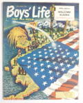 Click here to enlarge image and see more about item 23384: Boys Life Magazine July 1959 Welcome Alaska