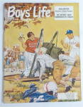 Click here to enlarge image and see more about item 23385: Boys Life Magazine October 1959 Sunken Treasure