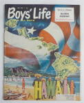 Click here to enlarge image and see more about item 23389: Boys Life Magazine June 1960 Aloha Hawaii